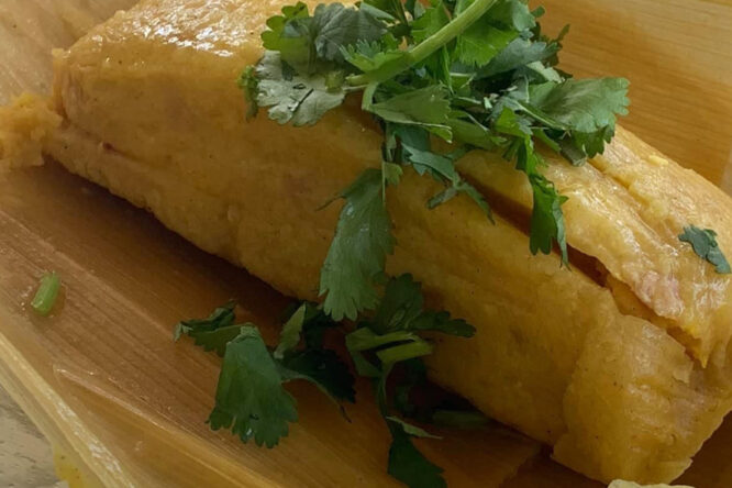 Friday Special Tamale