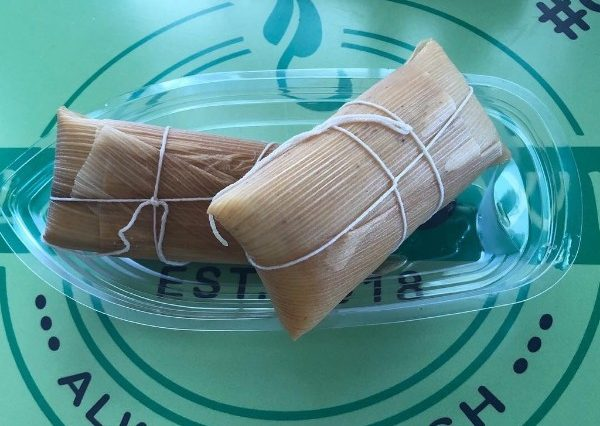 FRIDAY - One free Tamale with a purchase of $10 or more